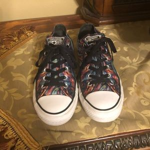 Converse All Star Oil Slick Sneakers